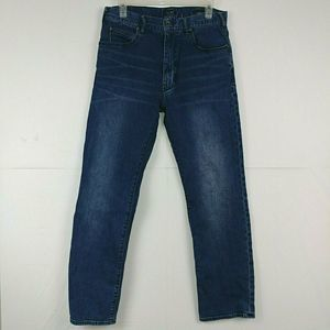 ARMANI Jeans J31 Regular Blue Denim Jeans Size 31